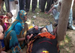 Post Pregnancy Death Leads to Protests in Banda, FIR filed