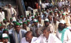 21-08-14 Kshetriya Banda - Farmers Dharna for web