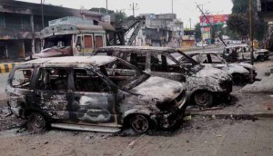 Clashes in Saharanpur