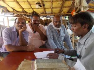 जौहरपुर के किसान बतावत समस्या