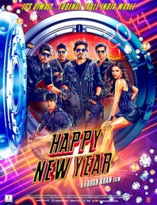 30-10-14 Mano - Happy New Year Poster