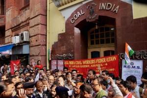 08-01-15 Desh Videsh - Coal Workers' Strike