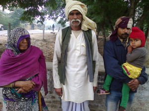 रेशमा को परिवार