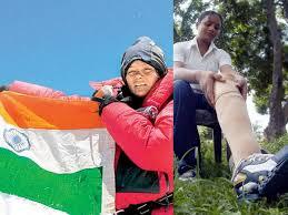 26-02-15 Arunima SInha Everest