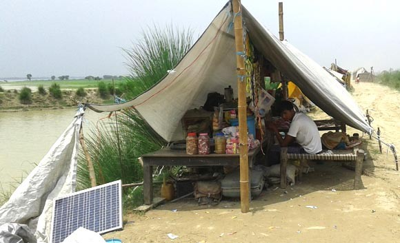 UP Villages Unprepared for Floods – Year after Year after Year