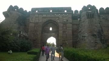 जौनपुर का शाही किला