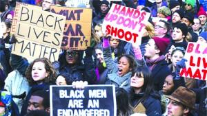 नस्लभेदी हिंसा का शिकार एक और अश्वेत युवक