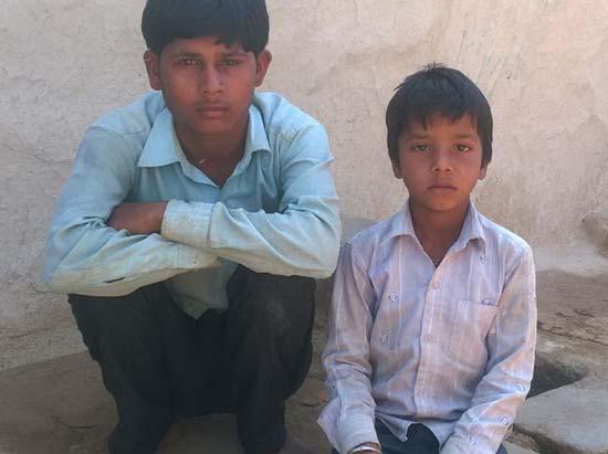 लक्ष्मी के बच्चा कल्लू ओर जयहिन्द