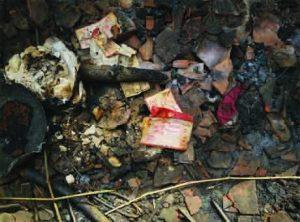 सूखाग्रस्त इलाकों में लगी घरों में आग, लोग दाने-दाने को मोहताज
