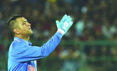 कराटे-किकः क्रिकेट को धोनी का असरदार तोहफा
