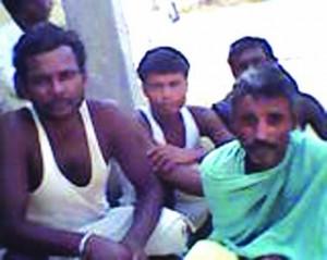 कालाजर बिमारी से मुक्त मरीज