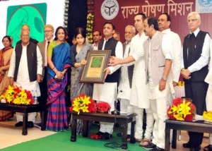 Lucknow - Poshan Mission