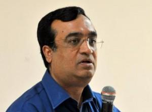 22-01-15 Desh Videsh - Ajay Maken