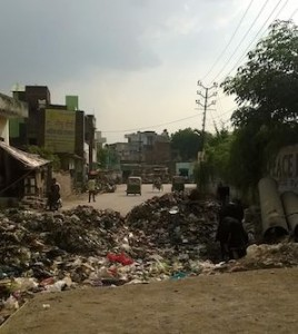 Varanasi awaits Swacch Bharat, or Modi, whichever arrives first