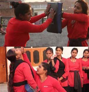usha red brigade