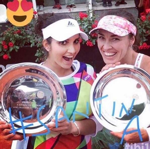 इन दोनों की जोड़ी ने टेनिस दुनिया की हर प्रमुख प्रतियोगिता जीती है!