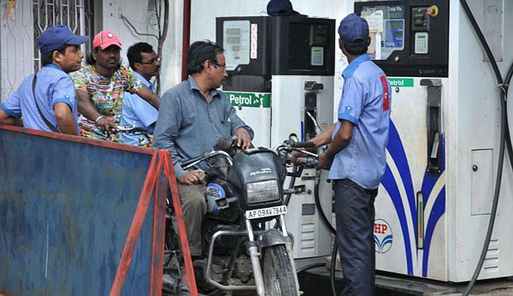 petrol price rises