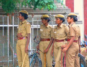 woman constable