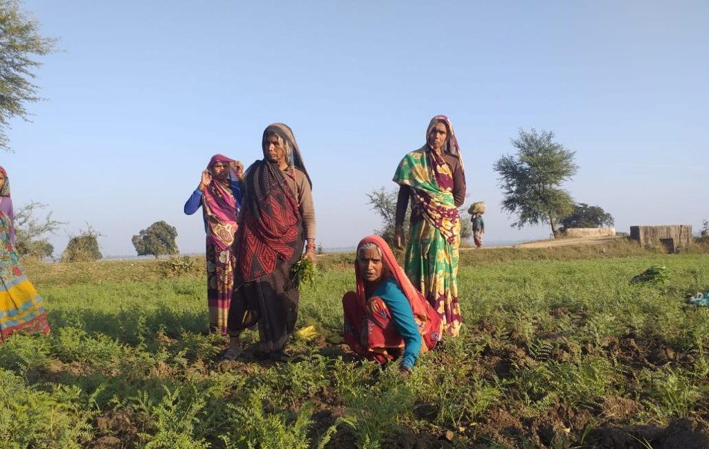 महिला किसान