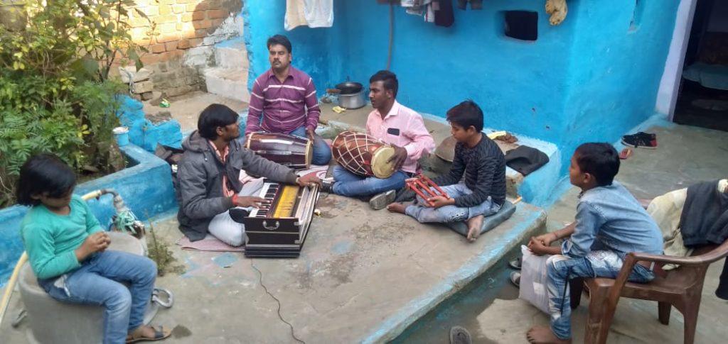 संगीत कलाकार