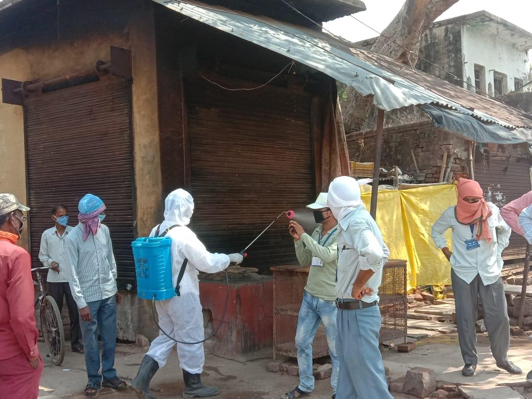 अयोध्या और चित्रकूट जिले में मिले 11 नए कोरोना पाजिटिव मरीज