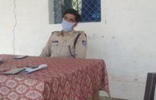 पुलिस प्रशासन का रवैया