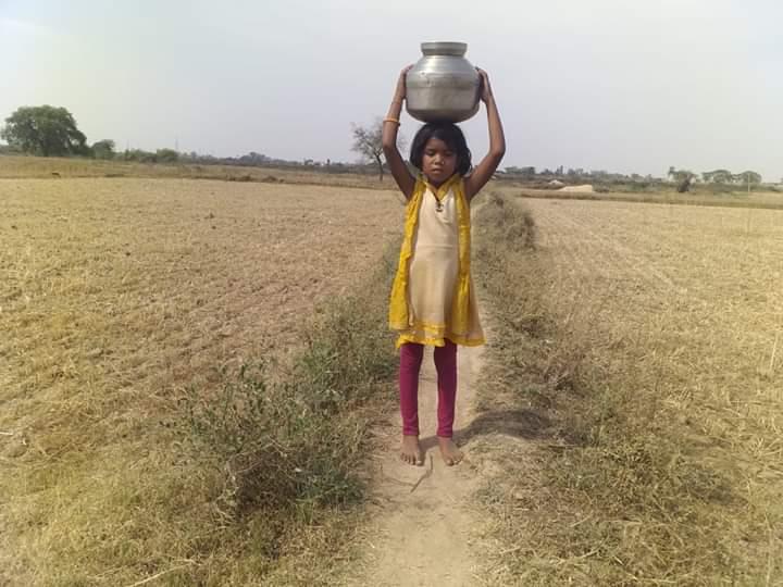 बुंदेलखंड : पानी की त्रास दशकों से ग्रामीणों की आँखों में दे रहा पानी