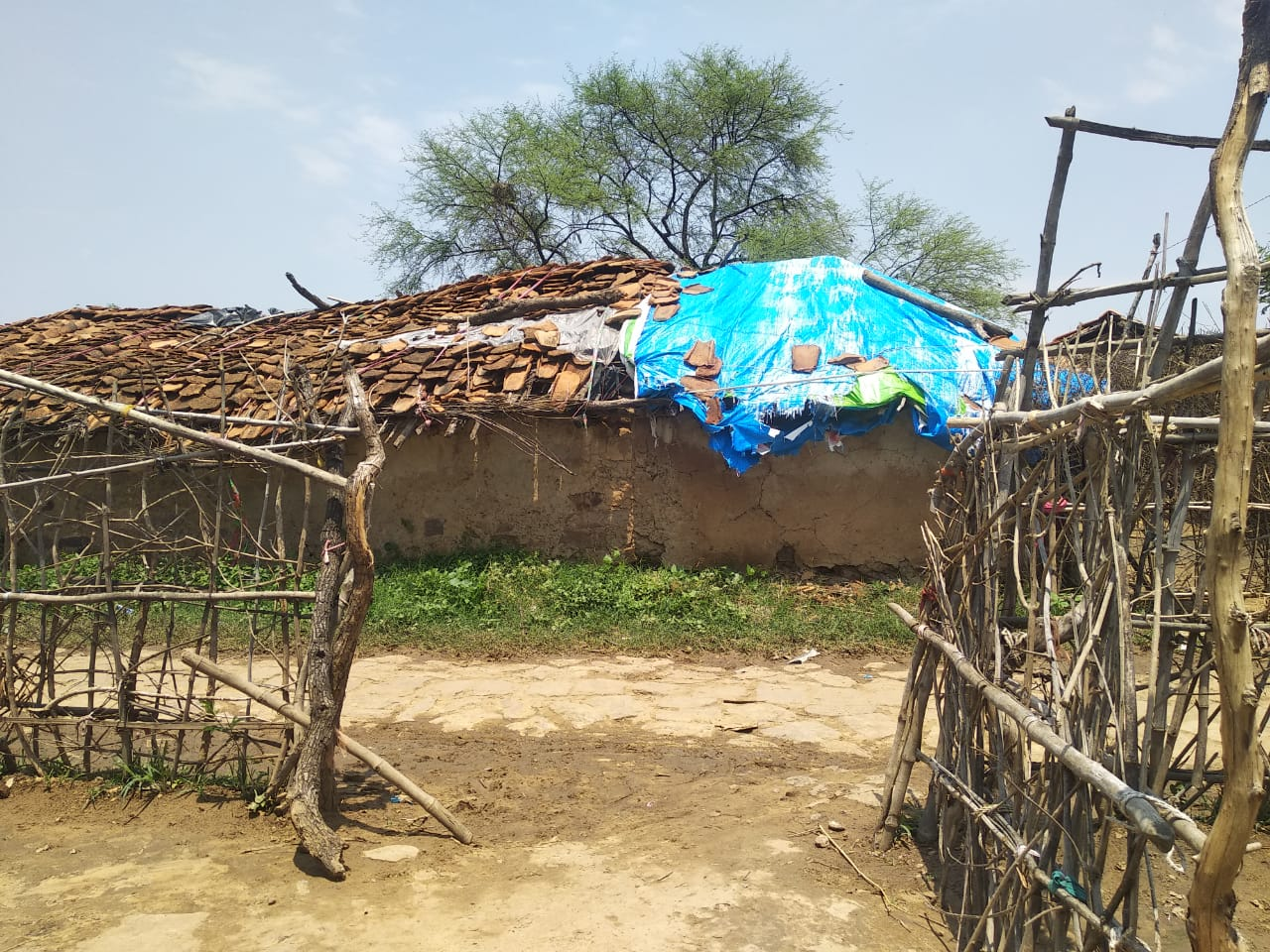 Poor destitutes are not getting the benefit of PM Awas Yojana