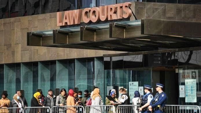 christchurch attack court