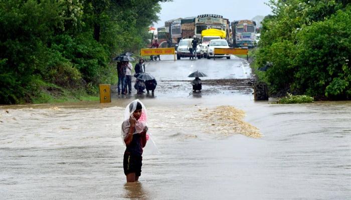Madhya Pradesh drowned due to heavy rain