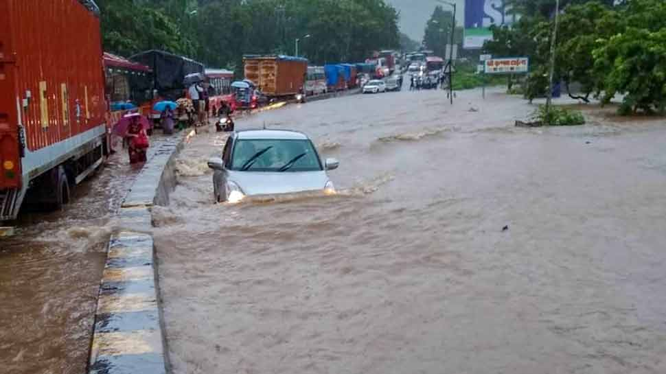Mumbai submerged due to heavy rain: Alert continues from Meteorological Department