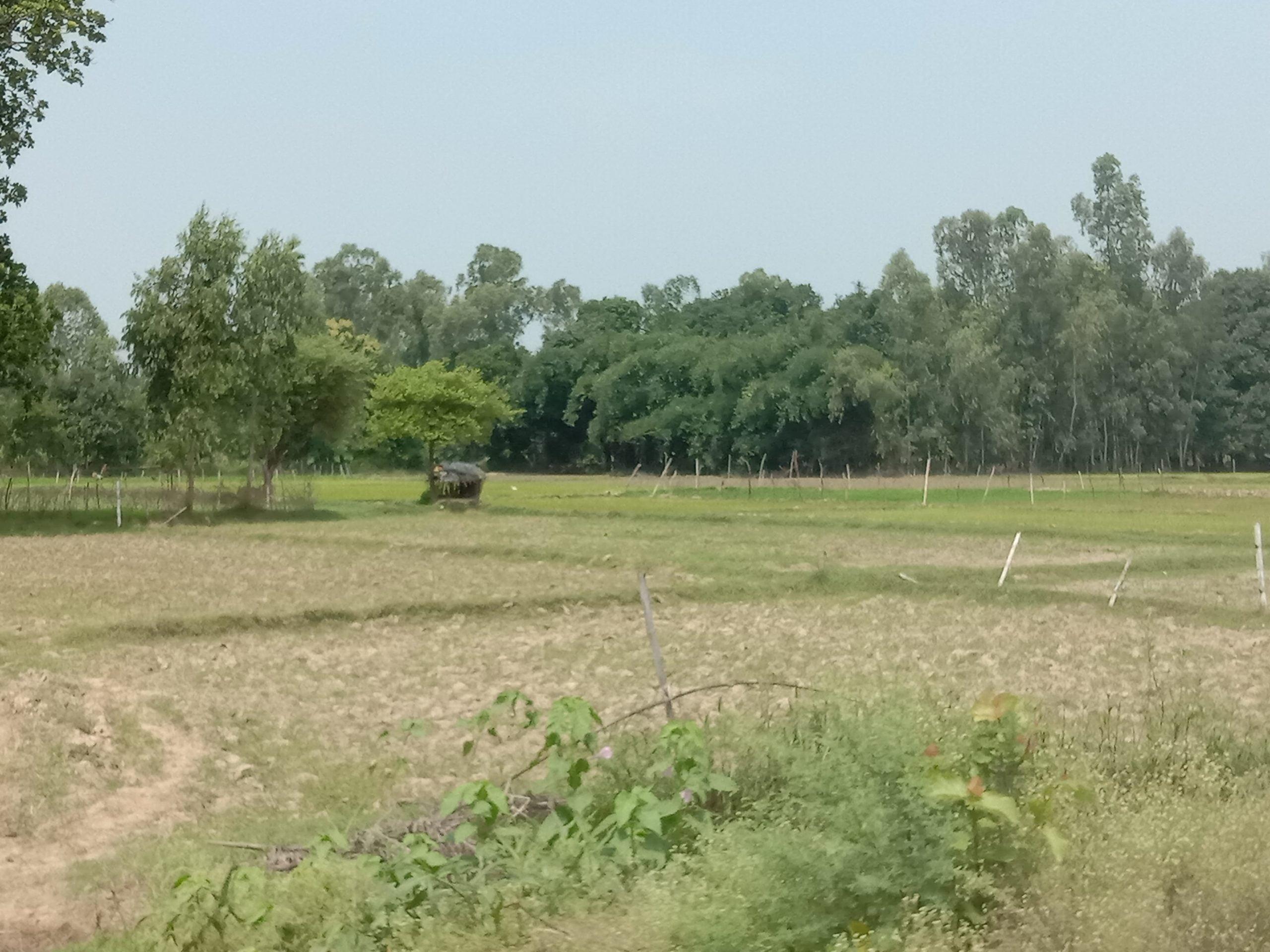 Bundelkhand became dry
