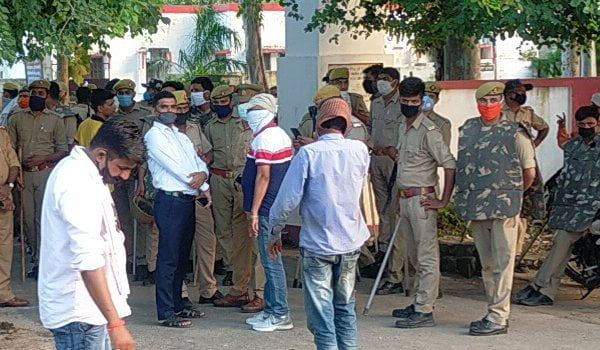 The case of the death of a young man in police custody in Rae Bareli