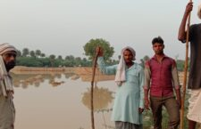 farms becomes ponds due to express way contruction