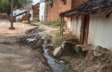 Not even drain in villages