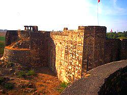 Bhuragarh Fort of Banda