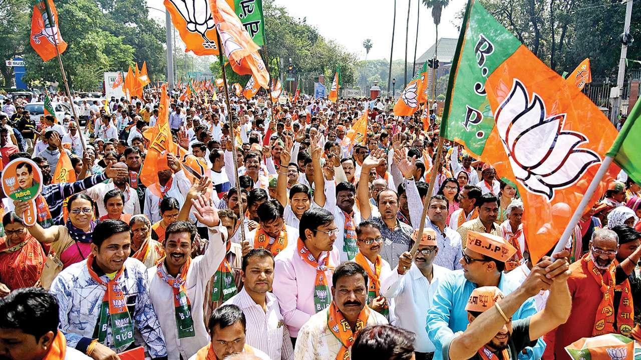 योगी की रैली : बिहार चुनाव