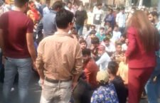 girls shot in head after rejection in faridabad