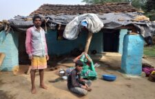 Life passed in the huts No government schemes?
