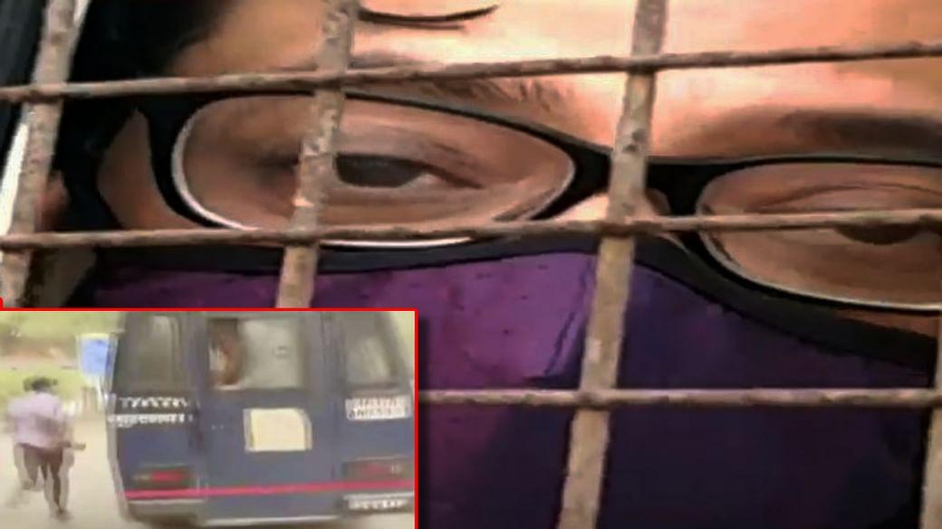 arnub gosswami arrested by maharastra police