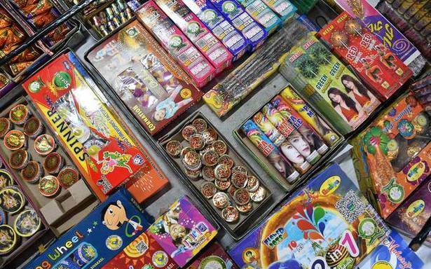 crackers ban in delhi