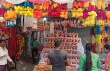 बांदा शहर की बाज़ार दिवाली में गुलज़ार, पर क्या लोगों को है कोरोना का ख्याल?