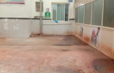 Patients are getting sick due to dirt in the hospital