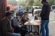 Allahabad, Jhansi and Chitrakoot Dham Mandal elections