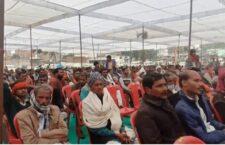 Mandal Kisan Panchayat or Agriculture Bill 2020 Publicity