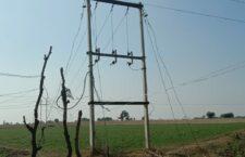 A farmer's emergency-lit transformers did not change