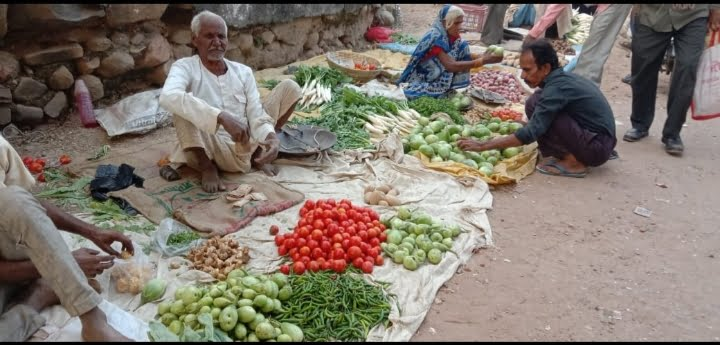 Will vegetables be affordable till the next market?