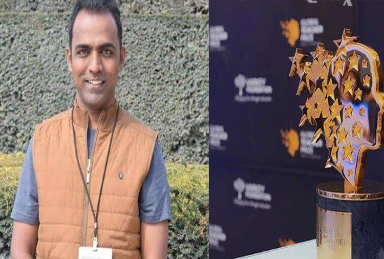 Ranjit Singh Disale of Maharashtra wins Global Teacher Award
