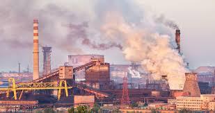 Top ten list of rising air pollution