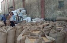 Farmers demand for second fork for paddy weights